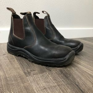 Blundstone Shoes - Men's Blundstone Work 490